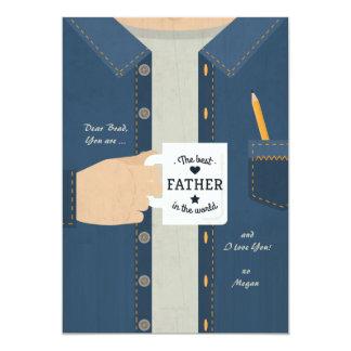 世界の最も最高のな父 カード