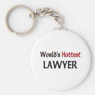 世界の最も熱い弁護士 キーホルダー