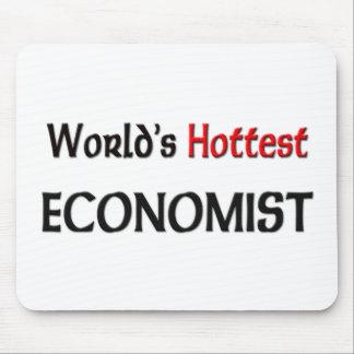 世界の最も熱い経済学者 マウスパッド