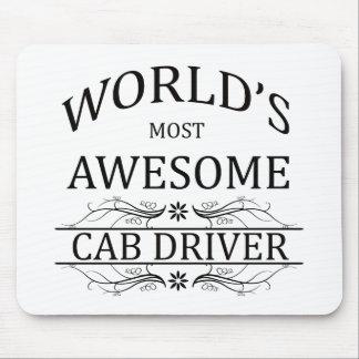 世界の最も素晴らしいタクシー運転手 マウスパッド