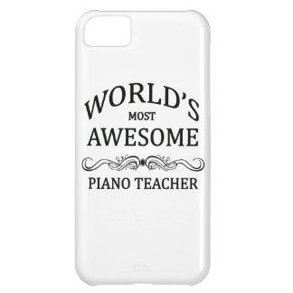 世界の最も素晴らしいピアノの教師 iPhone5Cケース