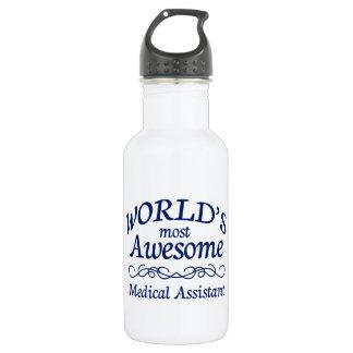 世界の最も素晴らしい医療助手 ウォーターボトル