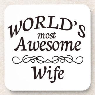 世界の最も素晴らしい妻 コースター