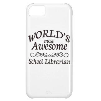 世界の最も素晴らしい学校司書 iPhone5Cケース