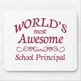 世界の最も素晴らしい学校長 マウスパッド