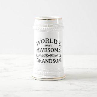 世界の最も素晴らしい孫 ビールジョッキ