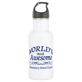 世界の最も素晴らしい小学校の先生 ウォーターボトル