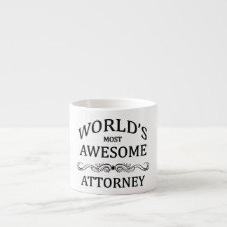 世界の最も素晴らしい弁護士 エスプレッソカップ