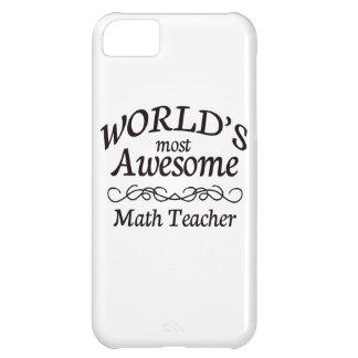世界の最も素晴らしい数学の教師 iPhone5Cケース