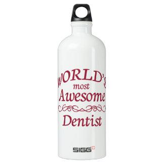 世界の最も素晴らしい歯科医 ウォーターボトル