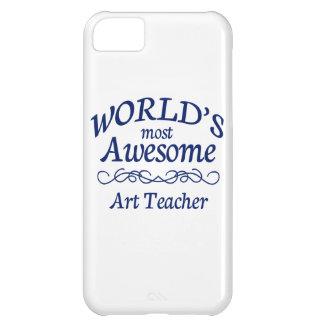 世界の最も素晴らしい美術教師 iPhone5Cケース