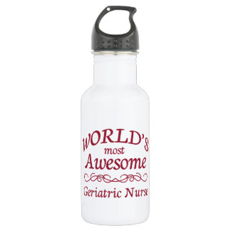 世界の最も素晴らしい老人のナース ウォーターボトル