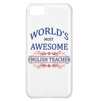 世界の最も素晴らしい英語の先生 iPhone5Cケース