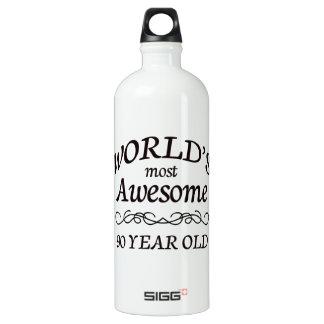 世界の最も素晴らしい90歳 ウォーターボトル