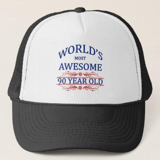 世界の最も素晴らしい90歳 キャップ