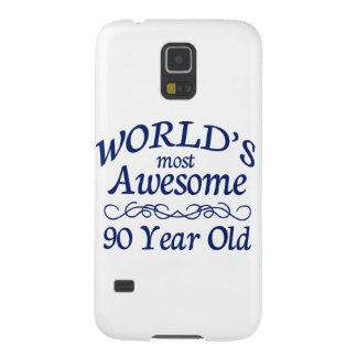 世界の最も素晴らしい90歳 GALAXY S5 ケース