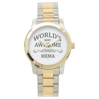 世界の最も素晴らしいMema 腕時計