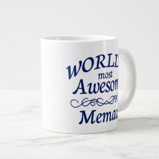 世界の最も素晴らしいMemaw ジャンボコーヒーマグカップ