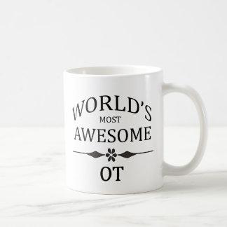 世界の最も素晴らしいOt コーヒーマグカップ