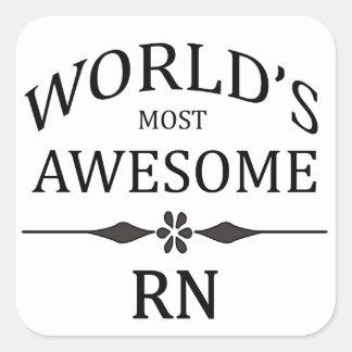 世界の最も素晴らしいRn スクエアシール
