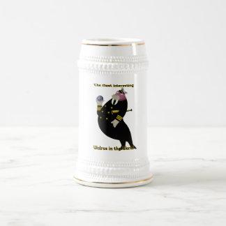 世界の最も興味深いセイウチ ビールジョッキ