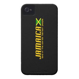 世界の最も速い人々の… iphoneのジャマイカの土地 Case-Mate iPhone 4 ケース
