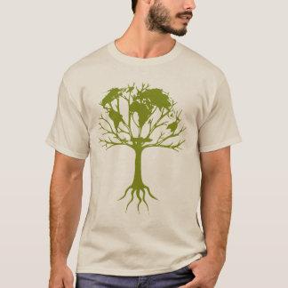 世界の木 Tシャツ