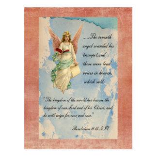 世界の王国に主のなった王国があります ポストカード