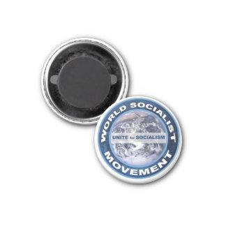 世界の社会運動の磁石 マグネット