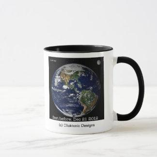 世界の端 マグカップ