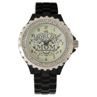 世界の第1お母さんのヴィンテージの華麗さ 腕時計