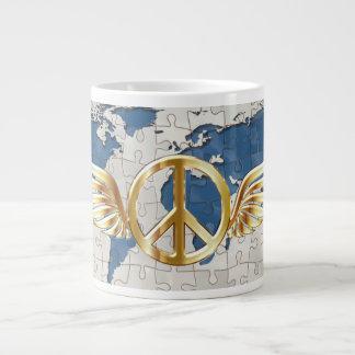 世界の飛んでいるな平和 ジャンボマグ