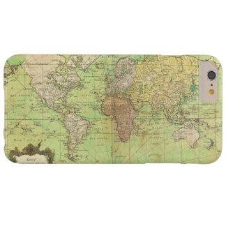 世界の1778年のBellinの航海のな図表か地図 Barely There iPhone 6 Plus ケース