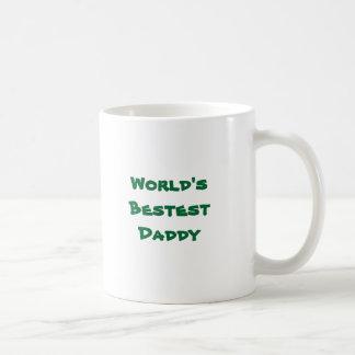 世界のBestestのお父さん コーヒーマグカップ