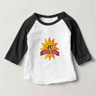 世界のjcライト ベビーTシャツ