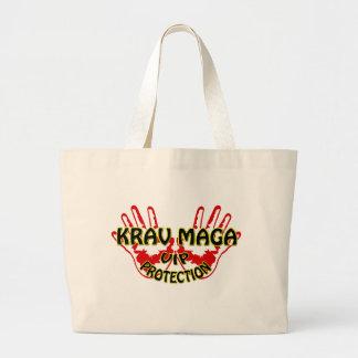 世界のKrav Maga VIPのバッグ ラージトートバッグ