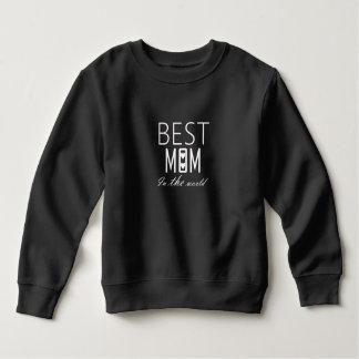 世界のTシャツの最も最高のなお母さん スウェットシャツ