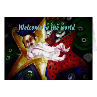 世界への歓迎! カード