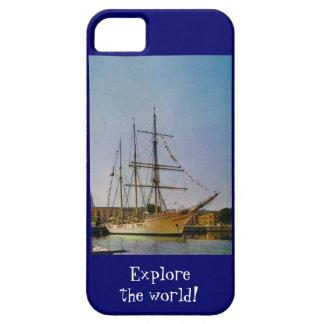 世界を探検して下さい iPhone SE/5/5s ケース