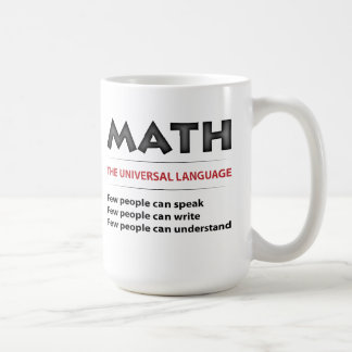 世界共通語 コーヒーマグカップ