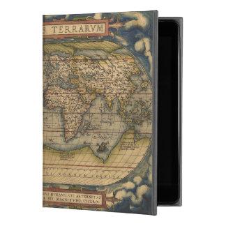 """世界地図のOrteliusの型枠 iPad Pro 9.7"""" ケース"""