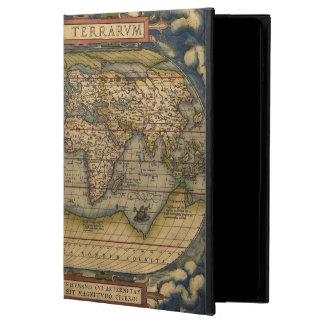 世界地図のOrteliusの型枠 Powis iPad Air 2 ケース