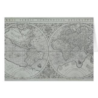 世界地図10 カード