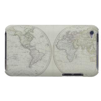 世界地図15 Case-Mate iPod TOUCH ケース