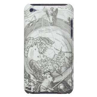 世界地図2 Case-Mate iPod TOUCH ケース