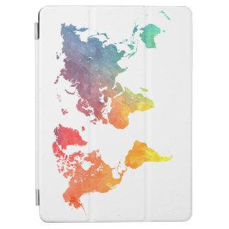 世界地図5 iPad AIR カバー