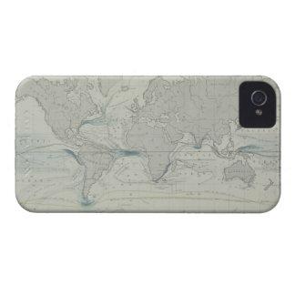 世界地図7 Case-Mate iPhone 4 ケース