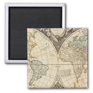 世界地図8 マグネット