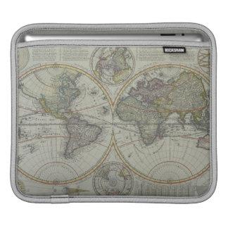 世界地図8 iPadスリーブ