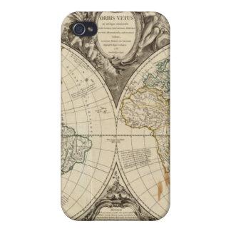 世界地図8 iPhone 4/4S ケース